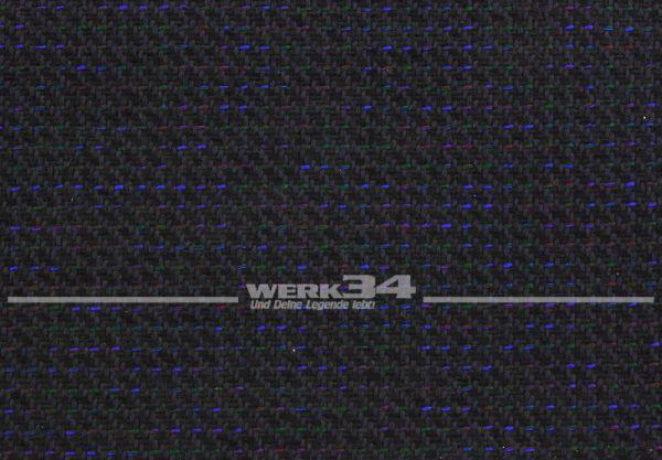 Bezugsstoff Unicolor dunkelgrau, verbaut z.B. bei VW Bus T4, Grundpreis: 49,28 EUR pro m2