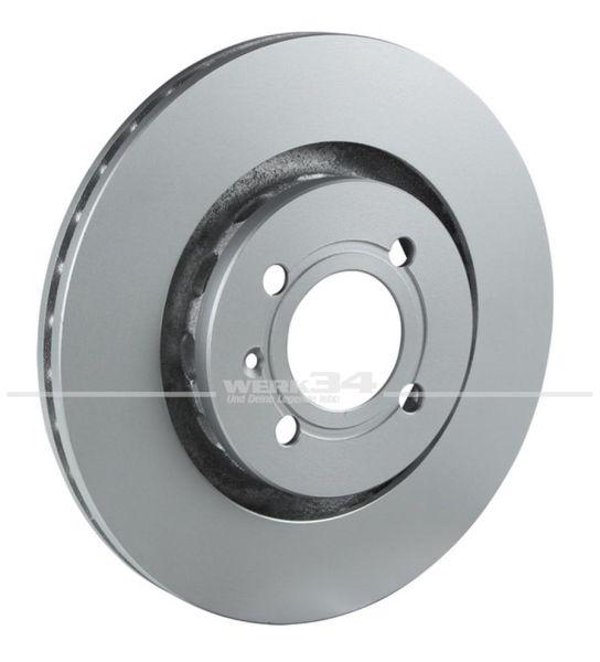 Bremsscheibe, vorn innenbelüftet, 280x22mm, 4-Loch