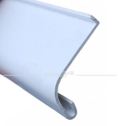 Abdeckung für Schiebetür / Einstieg, weiß, Kunststoff