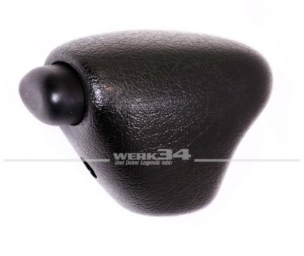 Schaltknauf für Automatikgetriebe, schwarz