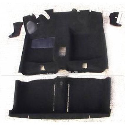 Form-Teppichsatz Scirocco I
