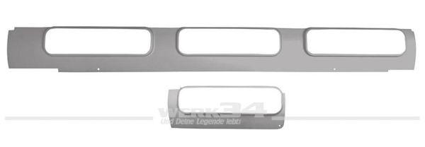 Dachfenster innere Verstärkung, links, passend für Bus T1 03/55-07/67