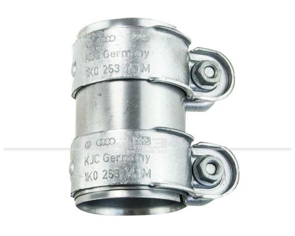 Rohrverbinder/Doppelschelle für Abgasanlage