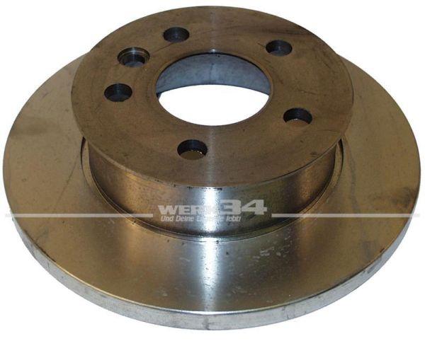 Bremsscheibe,vorn, massiv, 14 Zoll, 260x16mm, passend für T4