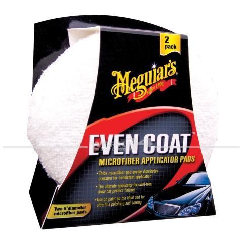 Meguiars Lackpflege Even Coat Microfibre Applicator Pads