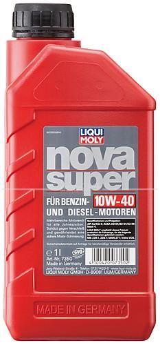Liqui Moly Nova Super 10W-40 (1 l), Grundpreis: 8,06 EUR pro Liter