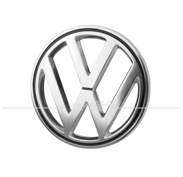 Marken-Emblem für Kofferraumhaube, verchromt