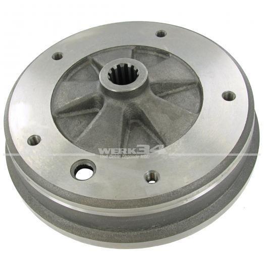 Bremstrommel hinten passend für Modelle bis 09/62