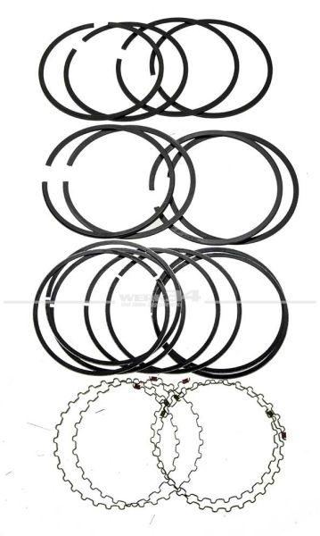 Satz Kolbenringe (für alle vier Kolben) 93mm Standardmaß, passend für 1,8 Typ 4