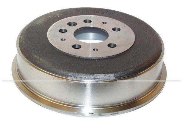 Bremstrommel, 268x88mm, hinten, passend für T4