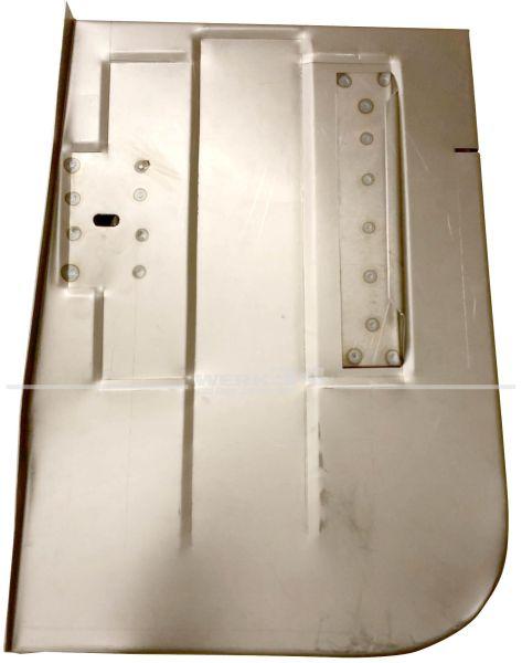 Batterieblech, passend für Bus T2 08/67-07/71 nur Pritsche u. Doppelkabine
