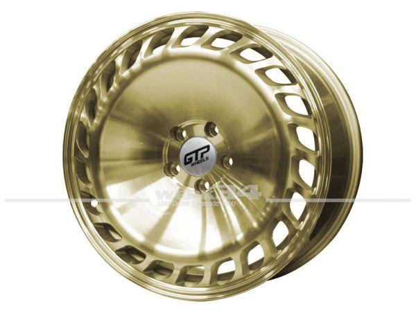 Satz GTP 023 Felgen 8,5X19 ET45, gold
