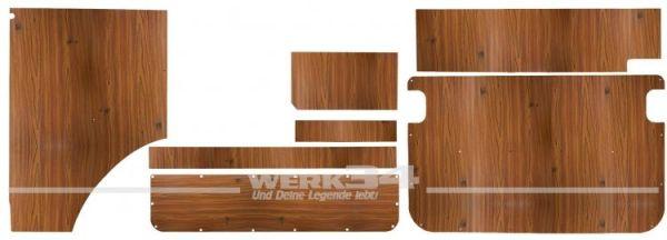 Verkleidungssatz passend für Westfalia Berlin T2B, 7 teilig