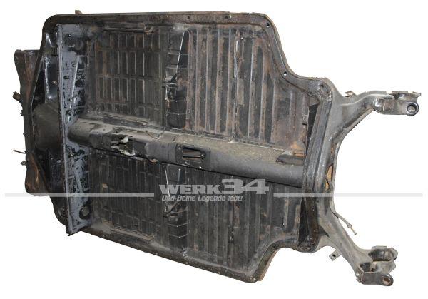 Fahrgestell gebraucht, passend für Typ 3 und Typ 34 bis 10/71, ungeschweisst, guter Zustand