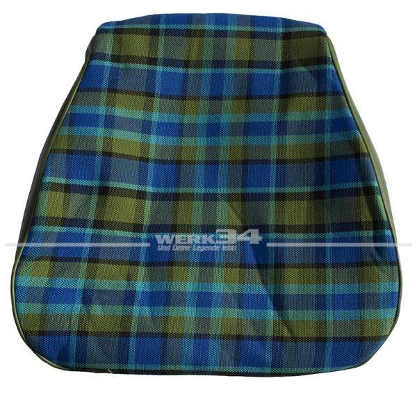 Bezug für Sitzfläche, blau, passend für Westfalia T2B
