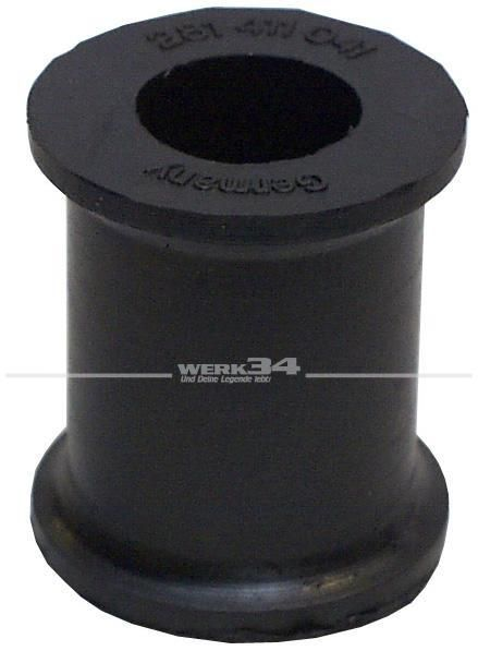 Gummi für Stabilisator vorn, innen, 21 mm, LT