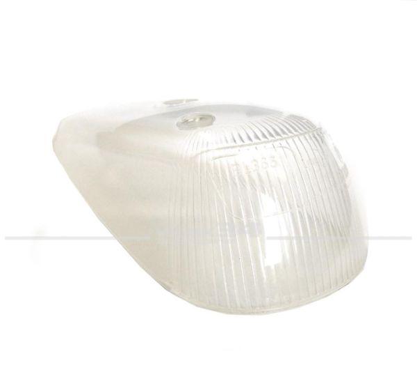 Blinkerglas weiß, passend für Modelle von 10/63-07/74