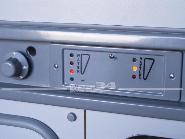 LED Austausch Lampen Panel für die Wasser / Batterie Anzeige, passend für Bus T3