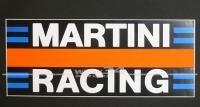 "Aufkleber ""MARTINI RACING"""