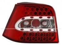 Rückleuchten, LED, New Style Rot, passend für Golf IV