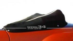 Persenning (Verdeckhülle) aus Stoff, schwarz, passend für Karman Ghia Typ 14, 08/57-07/68 Karmann,Persenning,Verdeck