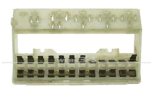12-fach Sicherungskasten, passend für Käfer ab 73 und Bus T3 bis 85