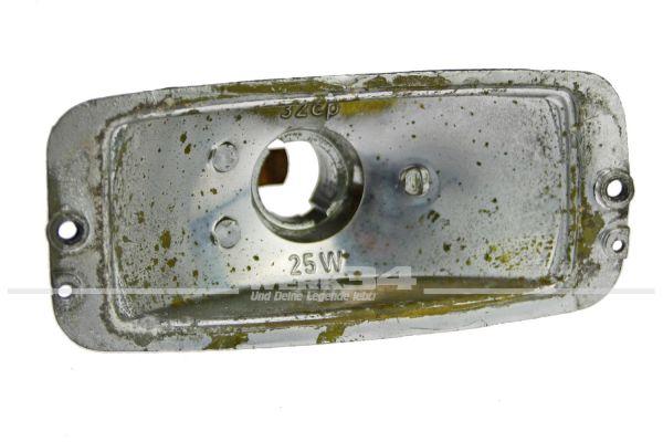 Gehäuse für Bremslicht, gebraucht, bis Bj 05/58