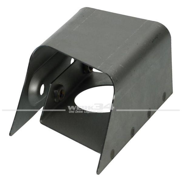Verkleidungsblech für Stoßstangenhalter vorne rechts, passend für Karmann Ghia -07/71 Karmann,Stoßstange