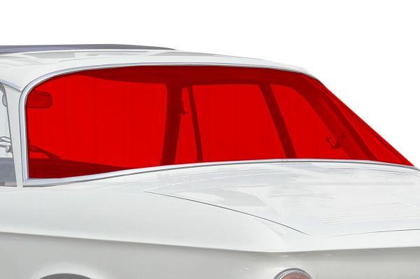 Heckscheibe klar, heizbar, gebraucht,  passend für Karmann Ghia Typ 34