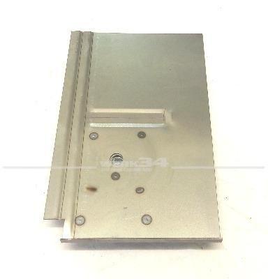 Reparaturblech / Aufnahme Sicherheitsgurt links T2, original Qualität