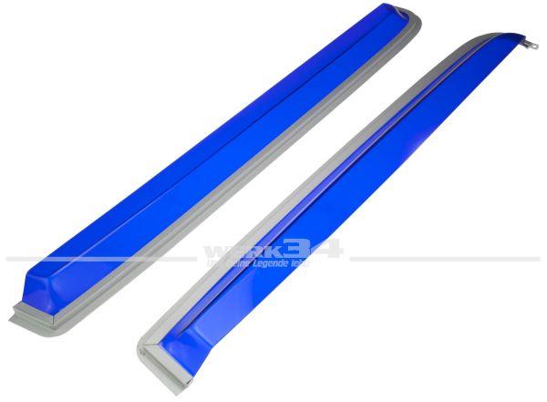 Windabweiser blau, passend für Typ 3
