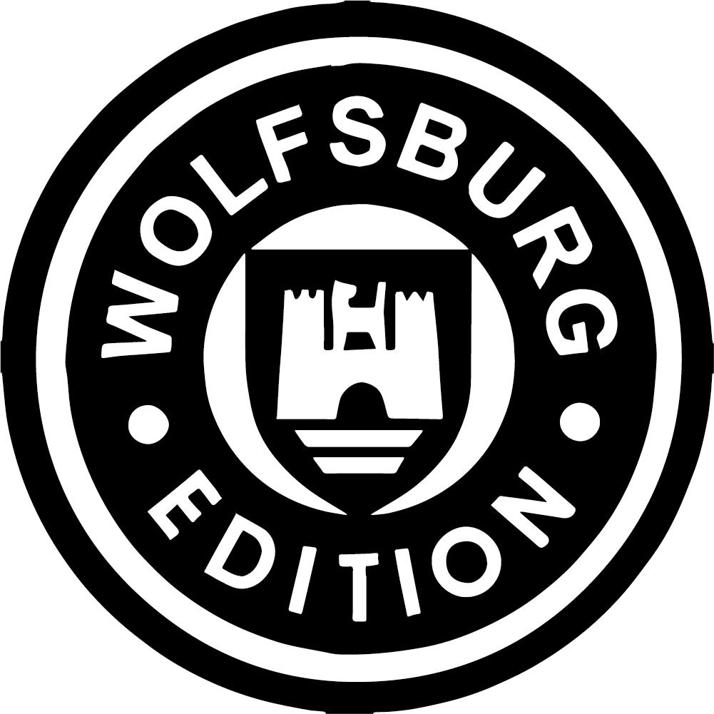 Wolfsburg Edition WOB Auto Fußmatten für VW Jetta 2 II Bj.84-92