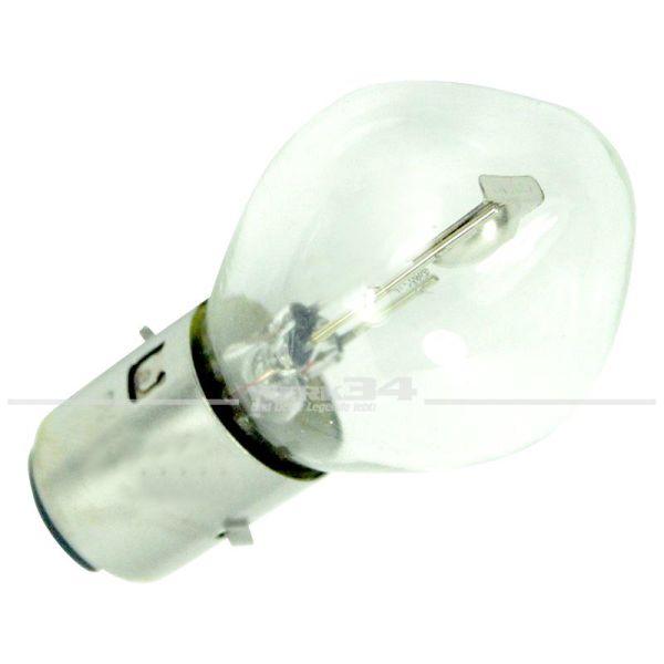 6 Volt 35/35W Glühlampe