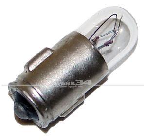 Leuchtmittel 12 Volt 2 W für Armaturenbeleuchtung