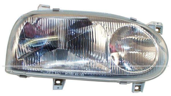 Scheinwerfer GTI Optik, rechts, passend für Golf III