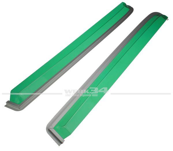 Windabweiser grün, passend für Typ 3