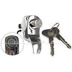 Deckelschloss abschließbar mit Schlüsseln, passend von 08/67-07/71