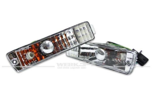 Klarglasblinker Golf II mit Standlichtfunktion
