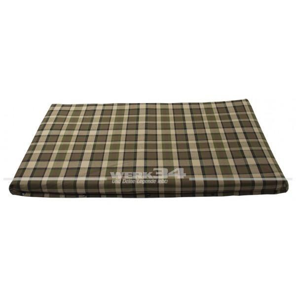 Bezug für Matratze im Schlafdach, klein, braun, passend für Westfalia T2B