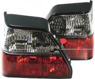 Rückleuchten Klarglas rot /weiß Golf II