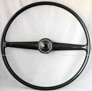 Lenkrad schwarz, passend für T1 von 03/55-07/67