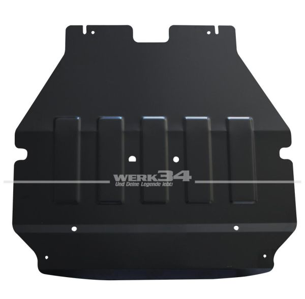 Unterfahrschutz, passend für Bus T5 + T6, 2 mm Stahl