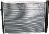 Kühler aus Aluminium 568x438x42 mm, passend für alle Modelle ab 08/84