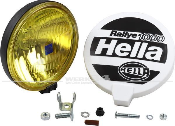 Fernscheinwerfer HELLA Rallye 1000, gelb