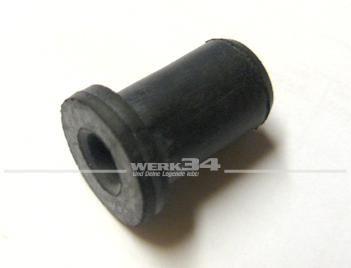 Gummi 14/9mm z.B. am Achsschenkel für Tachowelle