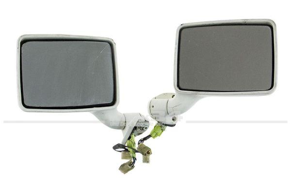 Außenspiegel Set links und rechts, heizbar, passend für Bus T3, gebraucht