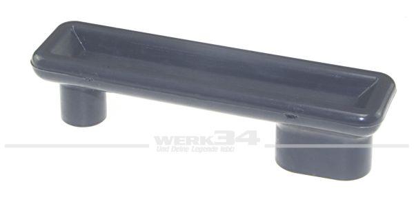 Möbelgriff für Kühlschrank, dunkelgrau, passend für Westfalia Bus T2