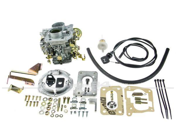 Weber Umrüst Kit für 2E2 Vergaser, 1.8l Motor mit Automatikgetriebe