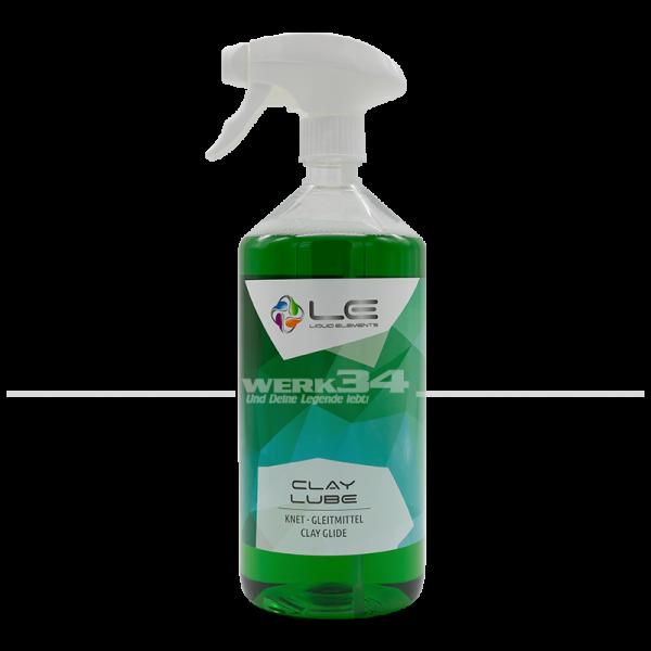 Liquid Elements Clay lube Gleitmittel 1 L