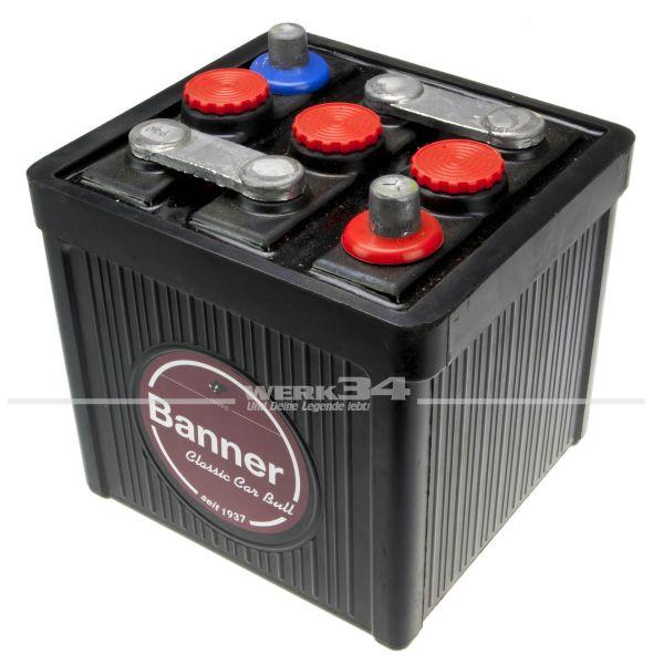 Batterie 6Volt 66AH